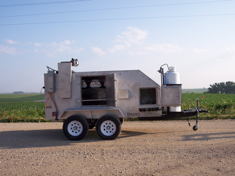 Model 400 Chicken and Rib Cooker