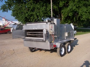 Model 250 Chicken & Rib Cooker