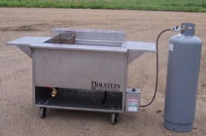 Model 4526 Deep Fat Fryer