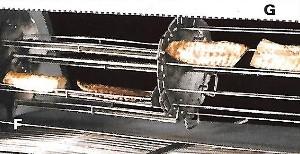 Chicken Rotisserie w/skewers