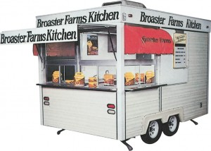 Kitchen Concession Trailer