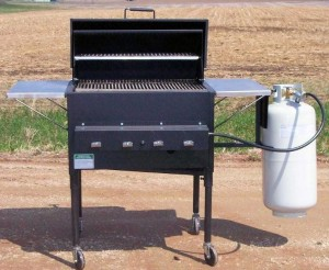 RTG2430 Gas Grill