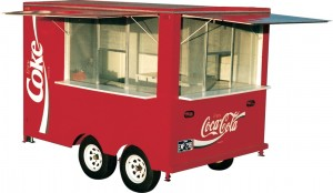 Soda Concession Trailer