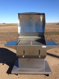 Charcoal Pitfire Grill